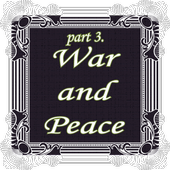 War and Peace,  novel by Leo Tolstoy part 3 of 3 icon