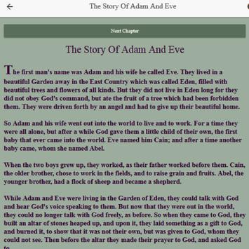 The Book of Bible Stories screenshot 5