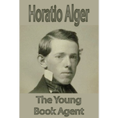 The young book agent by Alger Horatio Free eBook icon