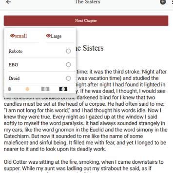 A Modest Proposal apk screenshot