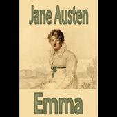Emma, a novel by Jane Austen Free eBook icon
