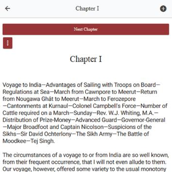 Journal of a Cavalry Officer by W.  Humbley screenshot 2