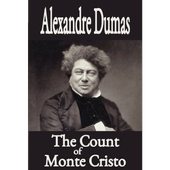 The Count of Monte Cristo novel by Alexandre Dumas icon