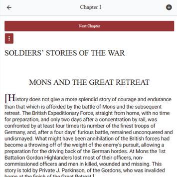 Soldiers' Stories of the War screenshot 5