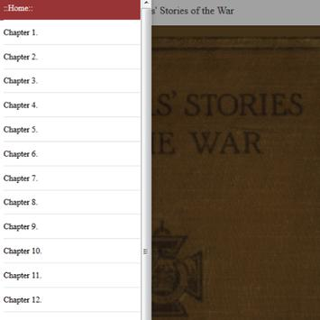 Soldiers' Stories of the War screenshot 1