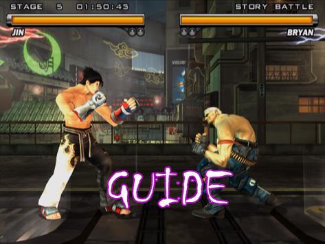 Guide Tekken 3 PRO apk screenshot