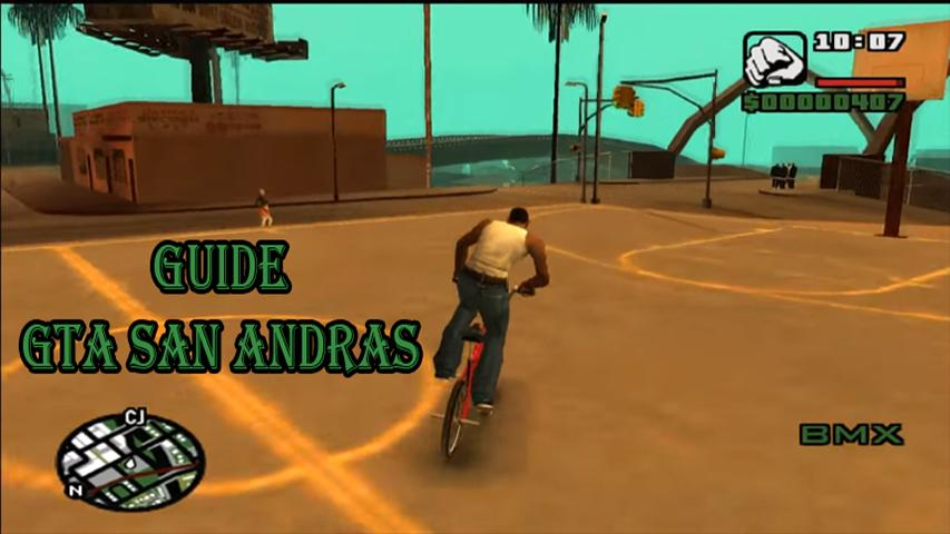 Guide Gta San Andreas For Android Apk Download