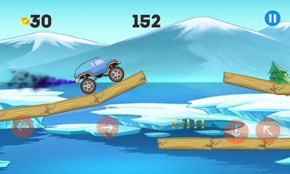Hill 4x4 Racing screenshot 10