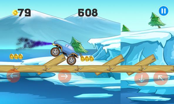 Hill 4x4 Racing screenshot 11