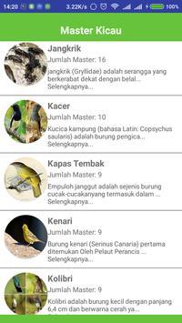 Bird Mastering for Train screenshot 3