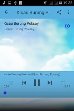 KICAU BURUNG POKSAY apk screenshot