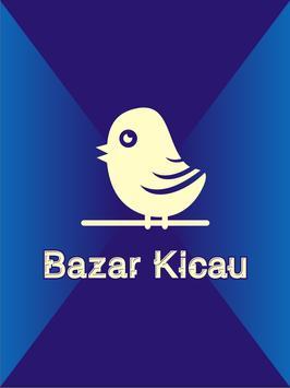 Bazar Kicau poster