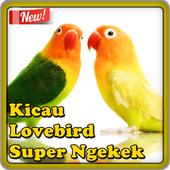 Kicau Lovebird Super Ngekek icon