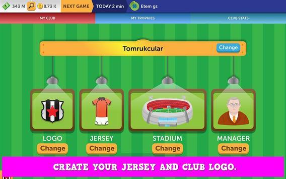 Kick Off Challenge apk screenshot
