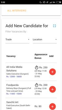 Kickstart Jobs - Job Search apk screenshot