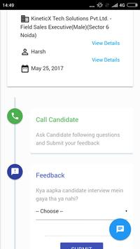 Kickstart Jobs - Job Search apk screenshot