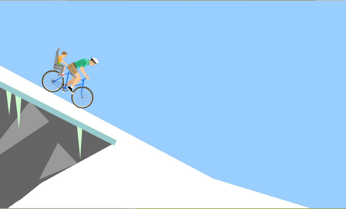 how to play happy wheels on android