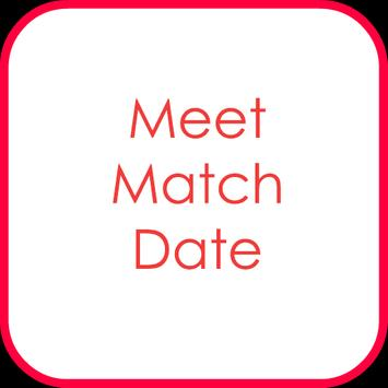 Meet Match Date guide poster