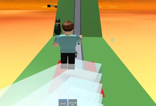 NewTips Escape the Zombie Obby Roblox screenshot 1