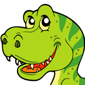 Dinosaur Games for kids icon