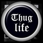 Thug Life Button icon