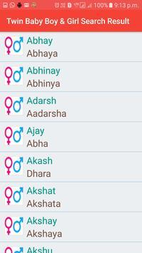 Hindu Kids Name with Meaning apk screenshot