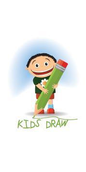 KIDS DRAW पोस्टर