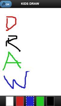 KIDS DRAW स्क्रीनशॉट 2