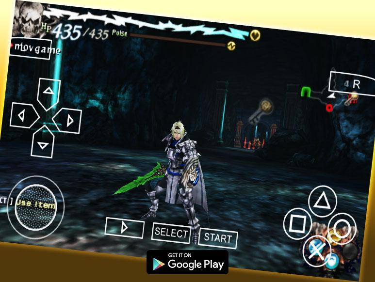 android psp game