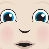 بازل تركيب صور اطفال icon