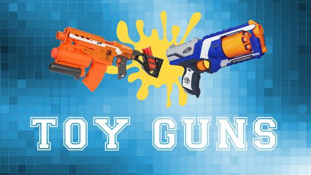 ... Toy Guns Nerf Game screenshot 3 ...