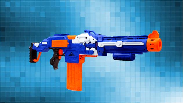 Toy Guns Nerf Game poster Toy Guns Nerf Game screenshot 1 ...