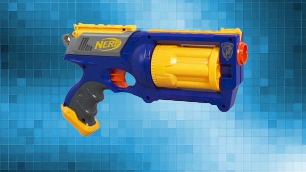 ... Toy Guns Nerf Game screenshot 2 ...