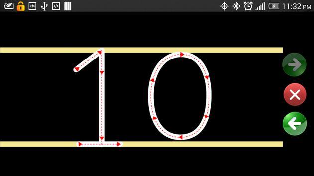 Kids A to Z - 1 to 10 apk screenshot