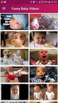 Funny Baby Videos screenshot 2