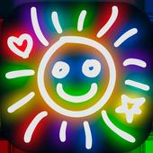 Kids Doodle icon