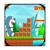 super doramon adventure & jungle running icon