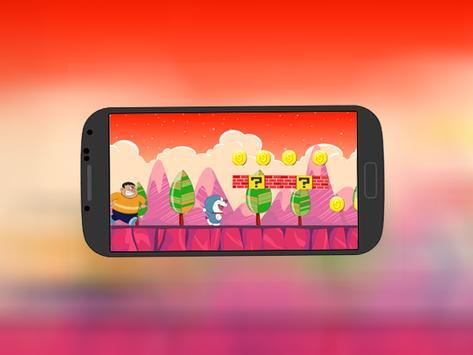 super doramon adventure & jungle running screenshot 5
