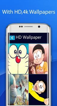 Kids doraepic HD wallpaper screenshot 13