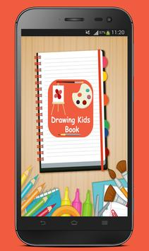 Kids Drawing Book poster