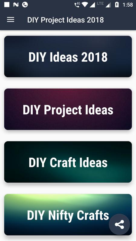 Diy Projects Ideas Hacks Crafts Videos 2018 For Android Apk