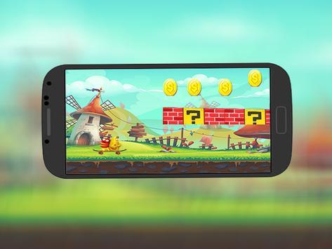 super larva skateborad adventure & jungle screenshot 2