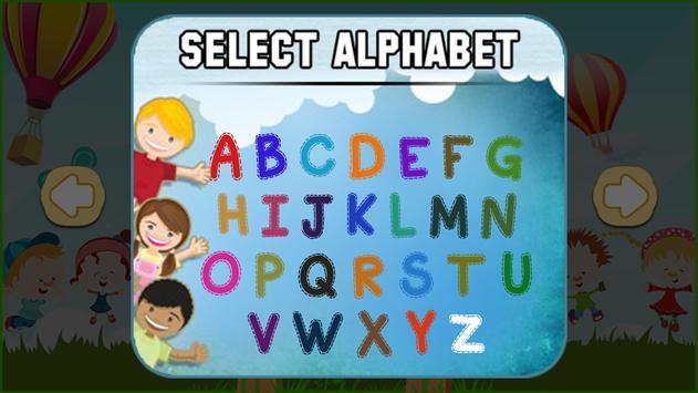 Kids ABC Drawing apk screenshot