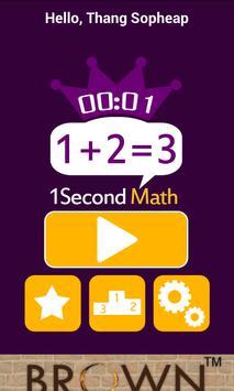 Math Challenge poster