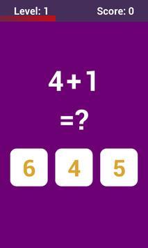 Math Challenge screenshot 1
