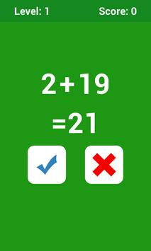 Math Challenge screenshot 9