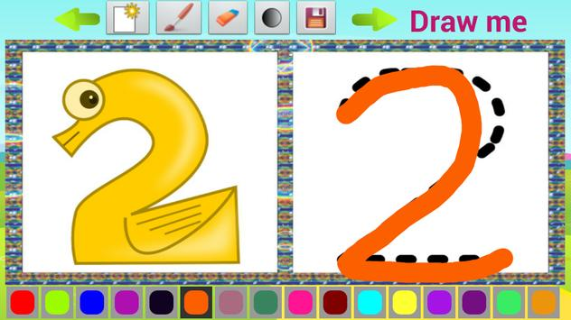 SmartKids Draw N Learn apk screenshot