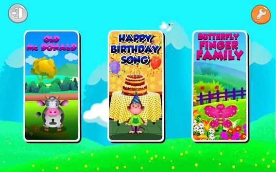 Kids Top Nursery Rhymes screenshot 17