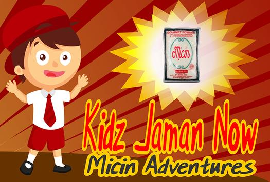 Kids Jaman Now Petualangan Micin apk screenshot