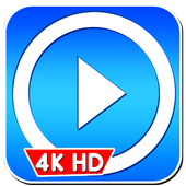 4K MAX Video Player icon